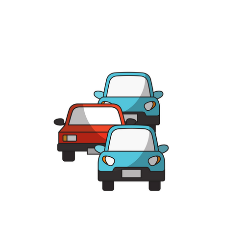 traffic graphic
