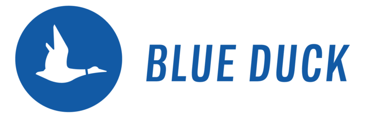 Blue Duck logo and link to website